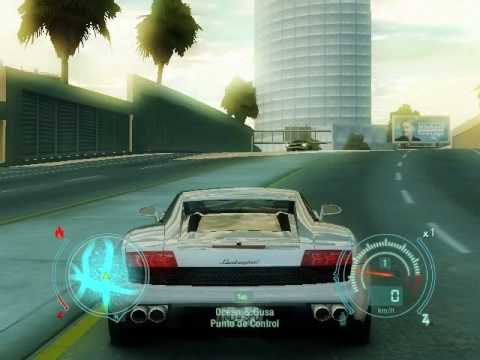 need for speed undercover pc gameplay 6 lamborghini gallardo lp560 4 youtube. Black Bedroom Furniture Sets. Home Design Ideas