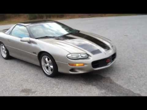 2001 Camaro Z28 rolling pulls  Clean Performance  YouTube
