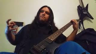Morbid Angel - Paradigms Warped (Guitar Cover)