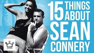 15 Things You Didn't Know About Sean Connery