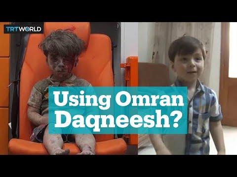 Omran Daqneesh's father speaks out