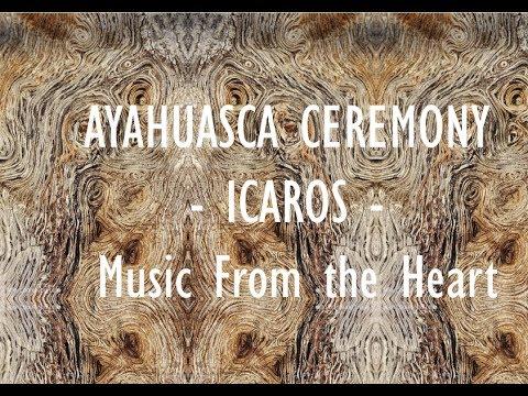 Ayahuasca - Shamanic Songs from the Heart -  Icaros - Full Ceremony - Isidoro