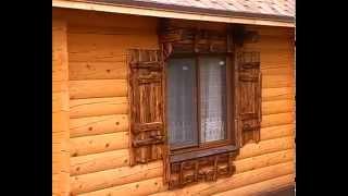 Деревянный дом и Авторская мебель ручной работы(, 2013-03-27T21:35:35.000Z)