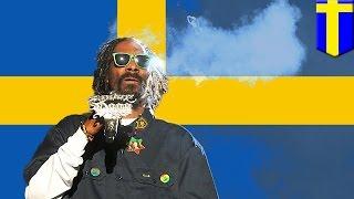 ラッパーのスヌープ・ドッグ(43)が7月25日、公演先のスェーデンで薬物...