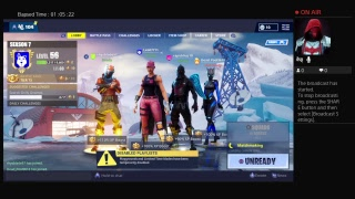 Fortnite season 7 battle pass gameplay duos with jxy playz
