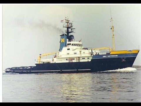"""On board """"SMIT ROTTERDAM"""" legendary ocean tug.SMIT TAK,WIJSMULLER salvage,SVITZER-MAERSK."""