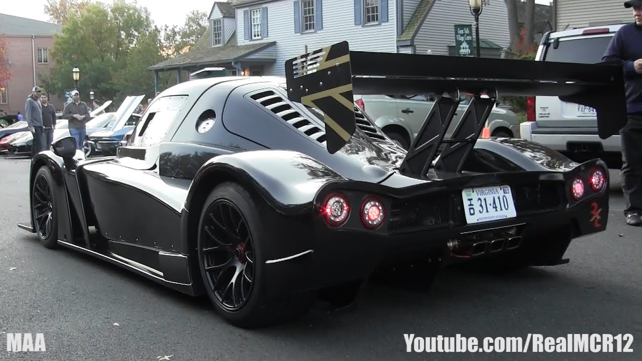 Radical RXC Arrival  Cars and Coffee  YouTube