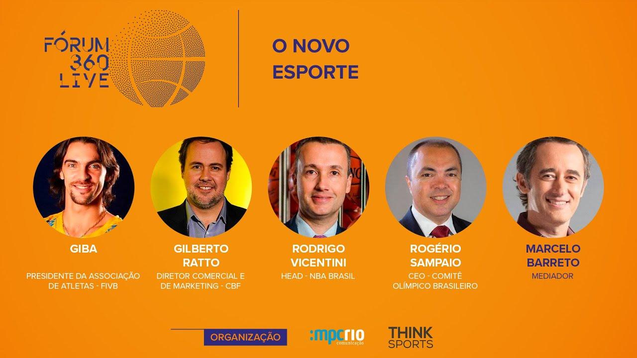 Fórum 360 Live - O Novo Esporte