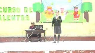 Shantal poesia Tristitia con fondo musical