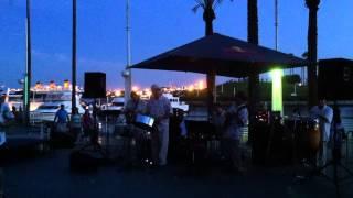 "Panjive Steel Drum Band at Transpac Send-Off 2015  ""Jammin"""