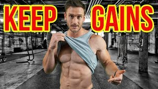 4 Steps to Keep Muscle when Dieting