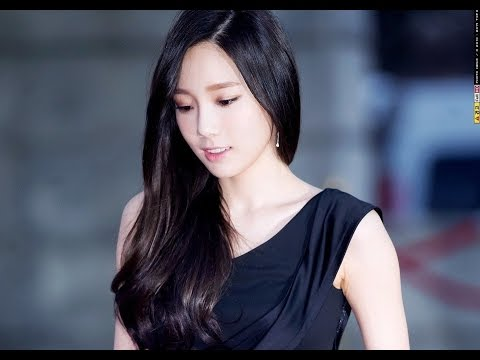 Jessica Snsd Black Hair [Photos] SNSD's Taeyeo...