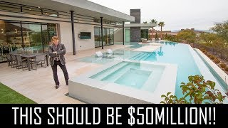 THIS HOUSE SHOULD BE $50MILLION! thumbnail