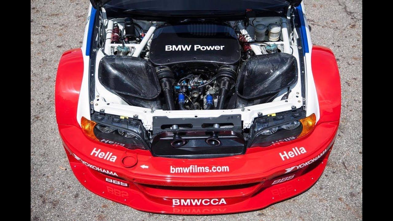 NFSMW M3 GTR V8 Engine? Wheels? Body Kit?