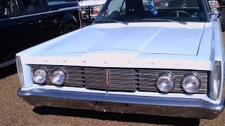 1965 Mercury Park Lane Convertible Blu SumterFG120416