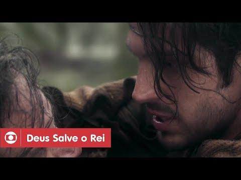 Deus Salve O Rei: capítulo 23 da novela, sábado, 3 de fevereiro, na Globo