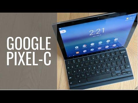 Google Pixel-C