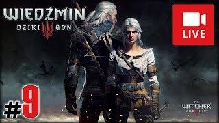 "[Archiwum] Live - WIEDŹMIN III (18+)! (3) - [3/4] - ""Geralt aktor"""