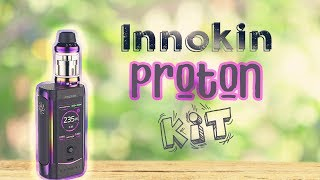 The Innokin Proton Kit With Scion 2 SubOhm Tank!