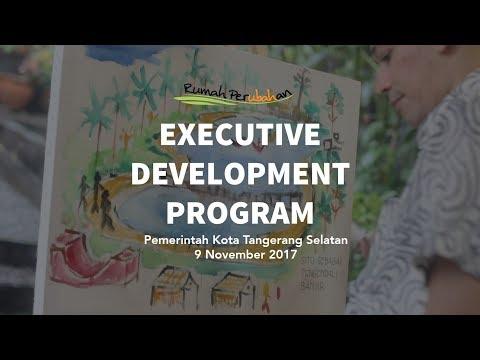 Executive Development Program - Pemerintah Kota Tangerang Selatan Mp3