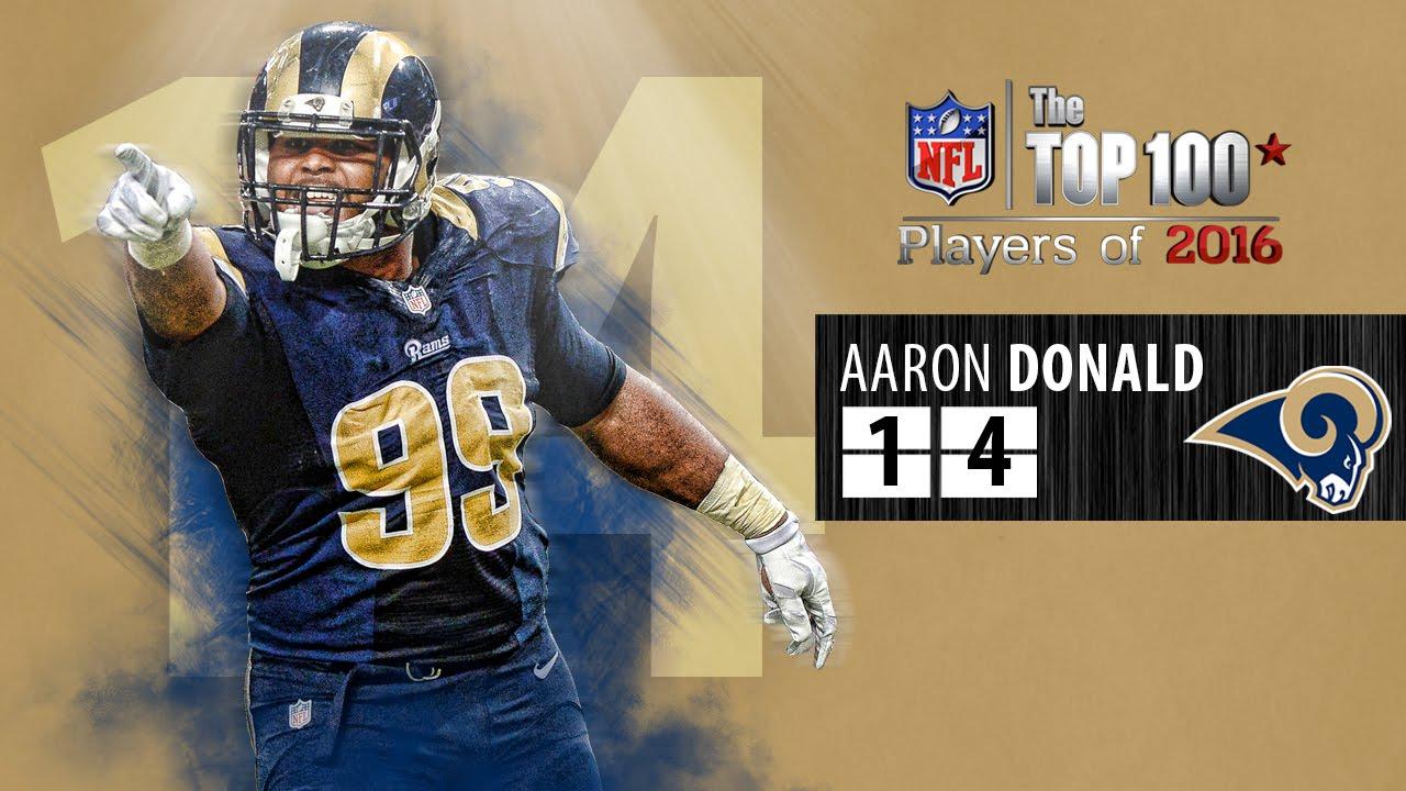 14 Aaron Donald DT Rams