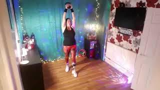 Vanessa's Fitness Factory - Bitesize Series - Kettlebells 017