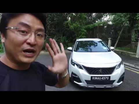 2017 Peugeot 3008 1.6 Turbo Full In Depth Review | Evomalaysia.com