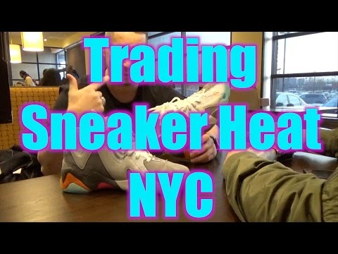 Trading Kicks in New York City