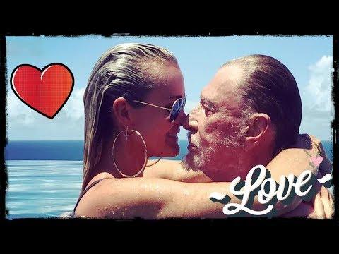 Laeticia et Johnny Hallyday : L'amour plus fort que le cancer