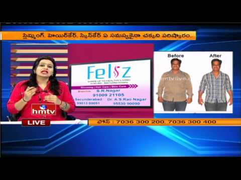 Weight Loss Tips & Solutions By Slimming Expert Harini | Feliz Health Care Center | HMTV