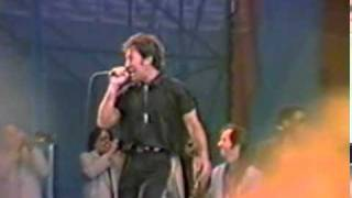 Bruce Springsteen with Edwin Starr - War