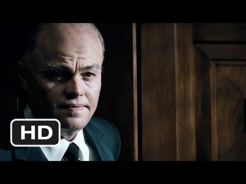 J. Edgar #4 Movie CLIP - Leave the Transcriptions with Me (2011) HD