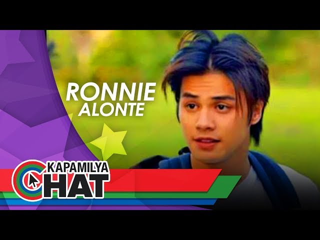 Kapamilya Chat with Ronnie Alonte for Maalaala Mo Kaya