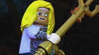 LEGO DC Super-Villiains: Gameplay Walkthrough Part 9 -