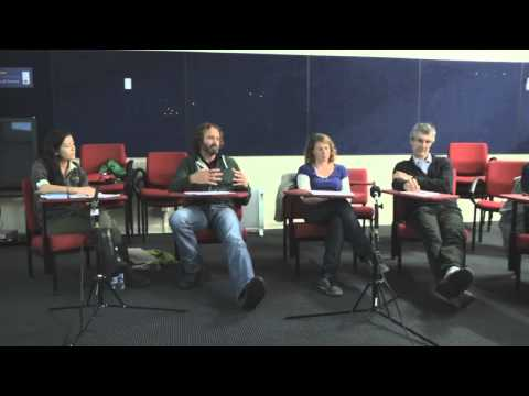 Freshwater fish debate at the Centre for Science Communication