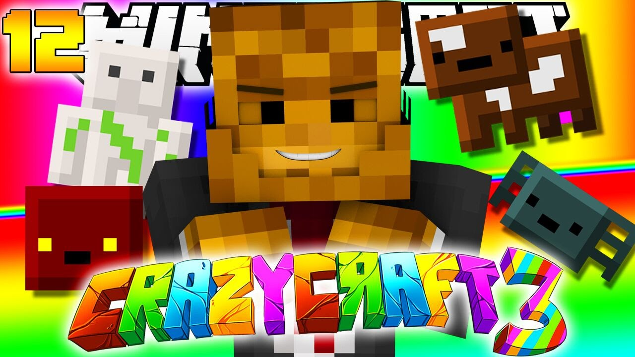 Minecraft crazy craft 3 0 inventory pets mod iron golem for Crazy craft 3 0 server