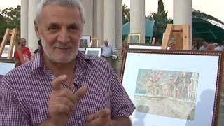 Выставка. Репортаж Э. Джикирба и Г. Кутарба