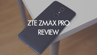 ZTE ZMax Pro Review: An amazing phone for $99, but with one fatal flaw