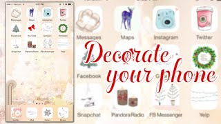 HOW TO USE COCOPPA ❄ My iPhone 6: Christmas Edition | Charmaine Dulak