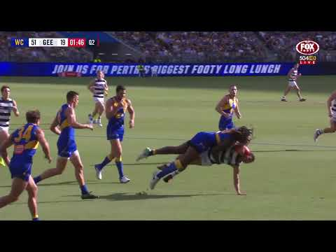 Nic Nat's crunching tackles | 2018 | AFL