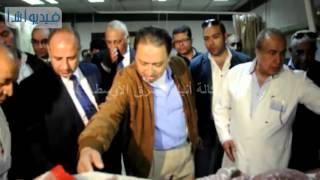 بالفيديو: وزير الصحة تحويل 467 مستشفى تكاملى إلى مستشفيات تأمين صحى ومراكز طوارىء