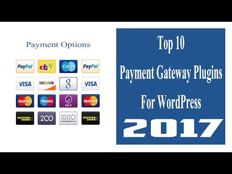Free Payment Gateway Plugins For WordPress #Top 10
