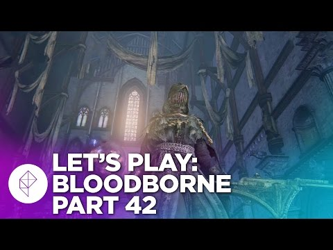 Bloodborne gameplay walkthrough part 42: Grand Yharnam tour