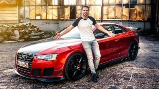ABT Audi RS5-R | Das V8 Monster! | Daniel Abt