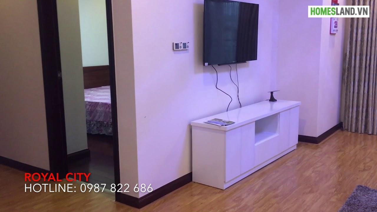 Bán căn hộ Royal City 2 Phòng ngủ 110m2 – 4.7 tỷ ( Cắt Lỗ Sâu tới 500 triệu )