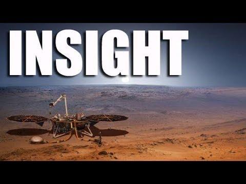 InSight : Scruter les profondeurs de Mars - LDDE