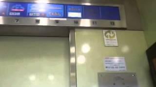 福屋八丁堀本店東館のエレベーターPart4(2号機更新前)