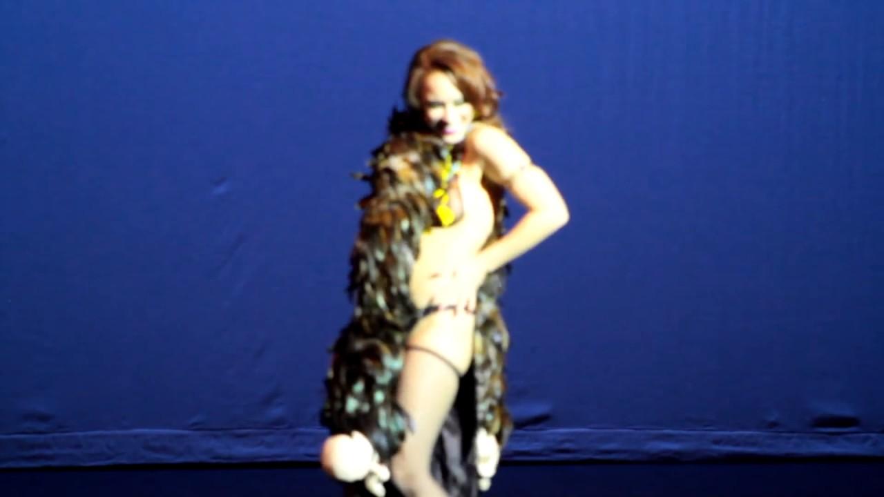 Panama Red 2013 Southwest Burlesque Showcase Youtube
