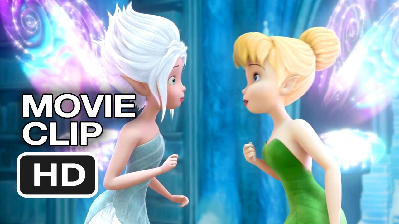 Secret of the Wings Blu-ray CLIP - Sparkling Wings! (2012 ...
