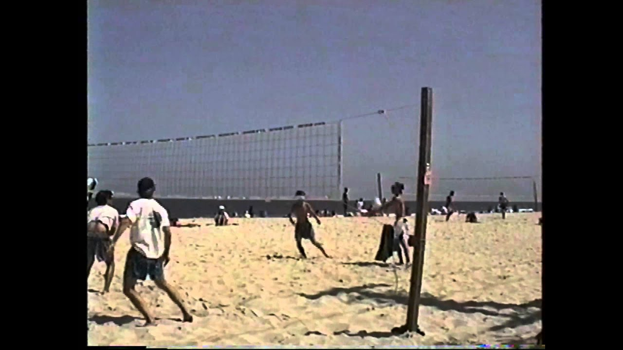 Beach Volleyball In 1995 Seaside Heights Nj Chip And Rob